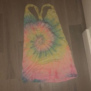 UNIF Tye dye dress